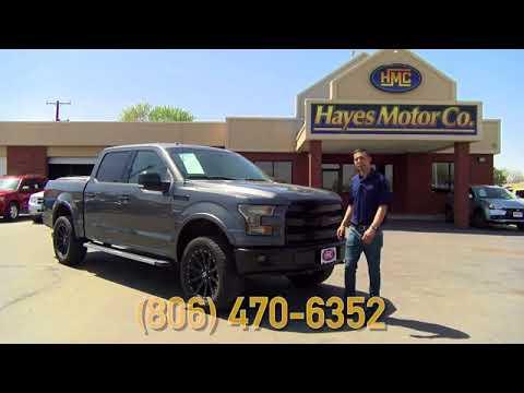 Used Ford F-150 Lariat  Amarillo  TX | Ford F-150 Lariat Dealer Amarillo  TX