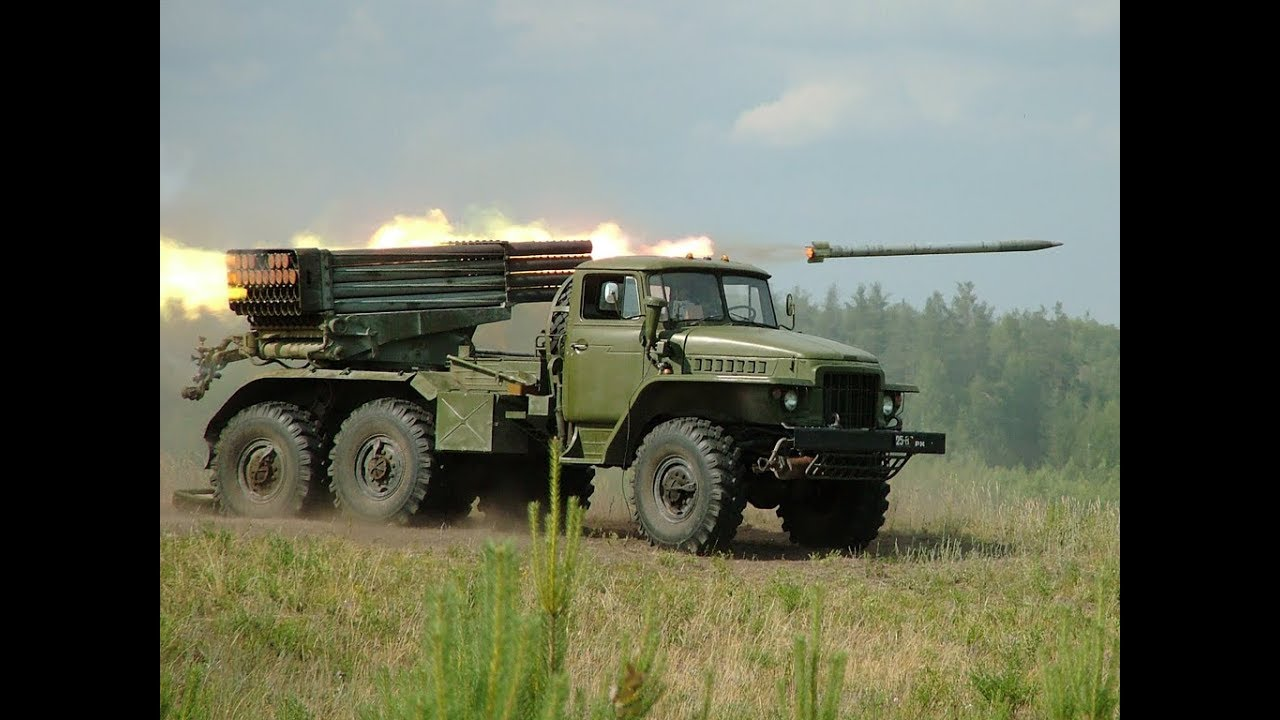bm 21 1 modernized mlrs grad day night firing exercise. Black Bedroom Furniture Sets. Home Design Ideas
