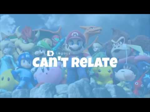 """Drake x Super Smash Bros """"Can't Relate"""" [Prod. By Dakidd Legacy]"""