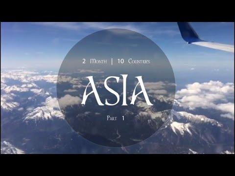 Vegan Travel in Asia (Part 1)