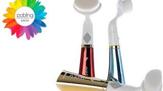 POBLING Sonic Pore Cleansing Brush - система глубокого очищения пор(Группа в VK - https://vk.com/golden_baton Одноклассники - ok.ru/goldenbaton ✅ Оформить заказ - http://goo.gl/ut9UPD Щетка, бережно и эффектив..., 2015-11-01T18:53:20.000Z)