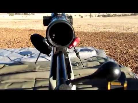 EXTREME SHOOTING 338 LAPUA at 3280 yards (3 Kilometres) attempt