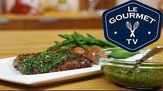 Chimichurri Sauce Recipe (great On Steaks) - Legourmettv