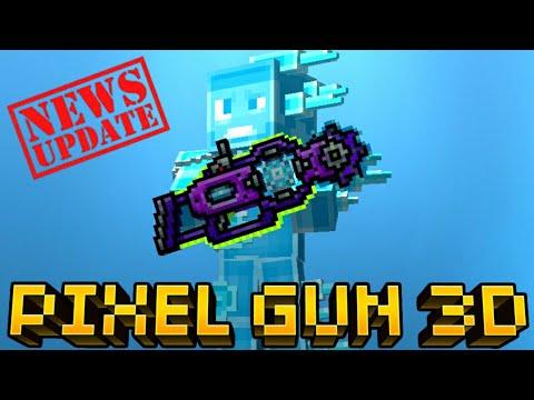 Christmas UPDATE: New BATTLE PASS & WEAPONS Pixel Gun 3D