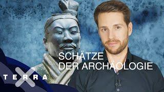 Drei spektakuläre Funde der Archäologie | MrWissen2go | Terra X