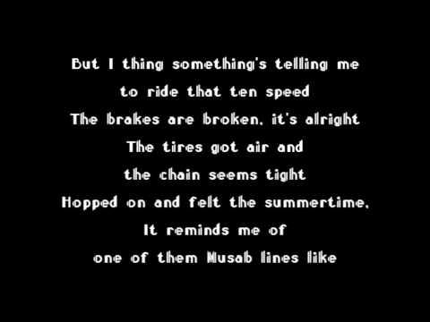 Sunshine - Atmosphere with lyrics by LeeringLyrics