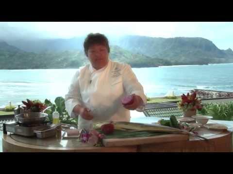 MacNut Crusted Mahi Mahi Recipe - Leanne Kamekona