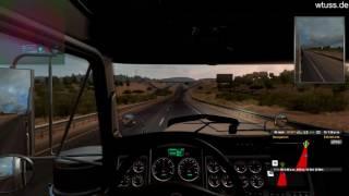 American Truck Simulator Deutsch [FullHD] #95 - Die Twitter-Aktion der Polizei Berlin