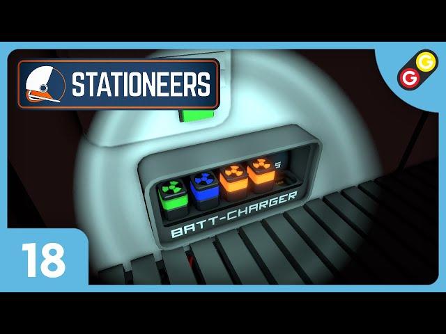 Stationeers #18 On passe au nucléaire ! [FR]