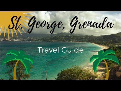 GRENADA TRAVEL GUIDE/MONTAGE