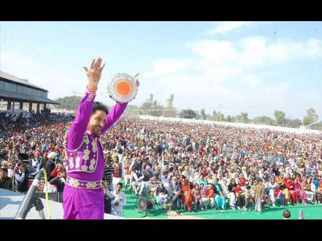 2014 Gurdas Mann Dera Murad Shah Nakodar Raja Mann Sai Song ComingSoon Travel Video