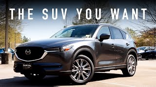 Finally an SUV You Want to Drive | 2019 Mazda CX-5 Review