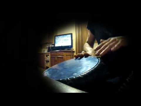DJEMBE freestyle - Unapologetic (Tanya Stephens)