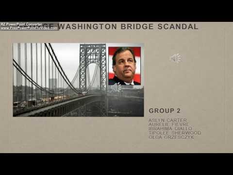 GEORGE WASHINGTON Bridge Scandal AND FOIA