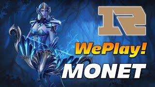 Monet Drow Ranger - RNG vs NIGMA - Dota 2 WePlay! Bukovel