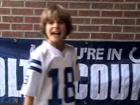 We Are The Colts Indianapolis Colts theme song