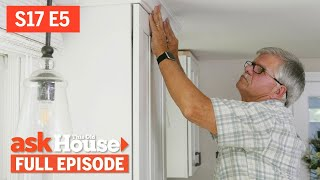Ask This Old House  Crown Molding Strip Wallpaper (S17 E5)  FULL EPISODE