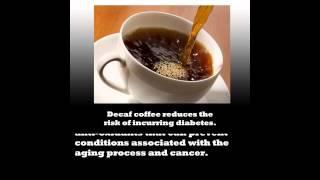 Decaf Coffee Healthy You