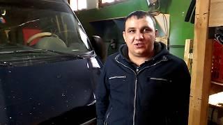 Видео отзыв-Webasto сильно дымил, не запускался  FIAT Dukato