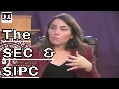 The SEC And SIPC: Investing At Your Own Peril