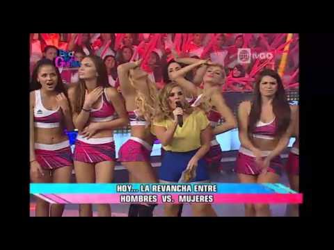 esto es guerra Viernes 31-07-2015 parte 1/6 - novena temporada