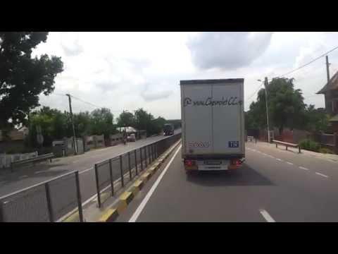 Romania - Centura Bucuresti - DN 5 Giurgiu