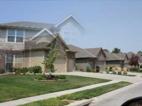 The Willows Neighborhood Tour in Omaha Nebraska, Homes for Sale in the Willows, Omaha Real Estate