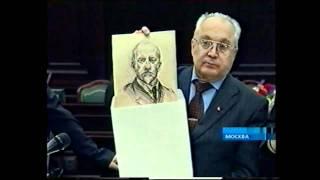 Новости Первого канала о возвращении архива И. Ильина