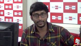 RJ Balaji Jolly Interview - Ananda Vikatan
