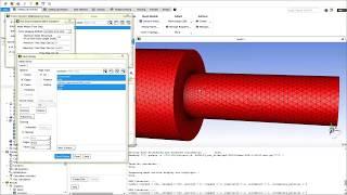 VL 1808 - Моделирование эрозии в ANSYS Fluent 19.2