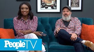 David Cross Doesn't Think Beloved Comedy Series 'Arrested Development' Should Come Back | PeopleTV