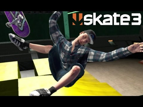 Skate 3 - Not a Care in the World [Playstation 3 Gameplay]
