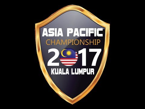 Asia Pacific Championship 2017 ( Day 2 - Live )