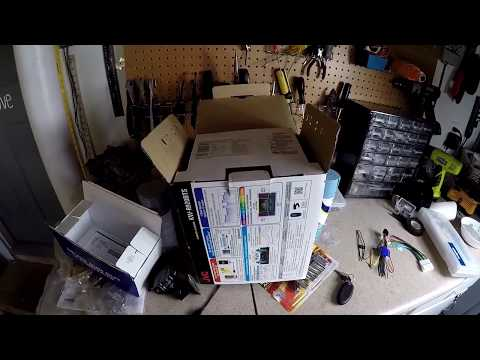 Nissan Versa Complete Stereo Overhaul Part 1: Head Unit Install
