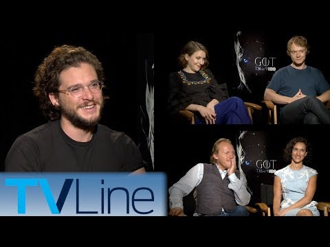 Game of Thrones Stars' Hilarious Fan Encounters! | TVLine