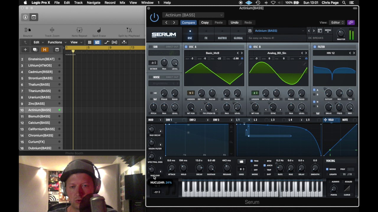 DC Breaks 'Metal' Serum Preset Pack - Demo