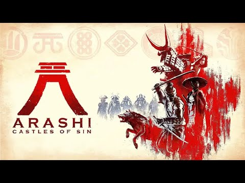 Arashi Castles of Sin - Official Launch Trailer