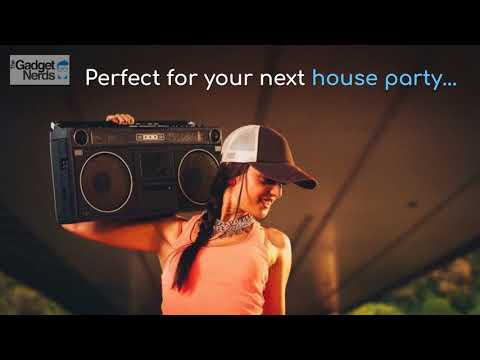 d23ce1b275f8 Top 3 Wireless Boombox For Sale