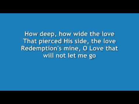 Laura Story - Faithful God lyrics