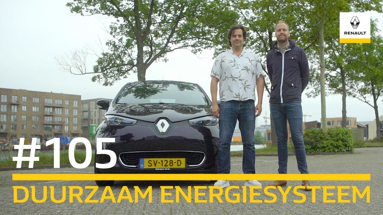 Renault: Een zo duurzaam mogelijk energiesysteem met Spectral #105