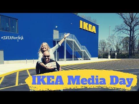 Ikea Norfolk | Media Day | Sneak Peak |