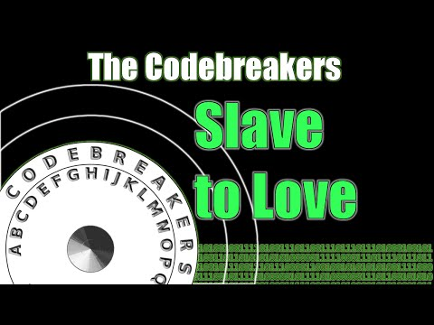 Pandemic Code:  Slave to Love