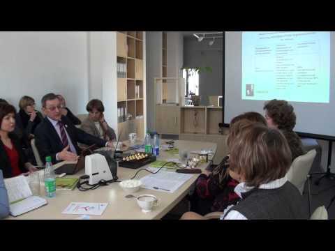 HIV/AIDS Information Strategy Presentation, Minsk, Belarus
