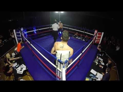 Ultra Boxing Championship Reading | Alan Boxall VS Lee Holt