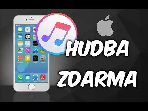 JAK STÁHNOUT HUDBU DO iPHONU! | 2016/2017