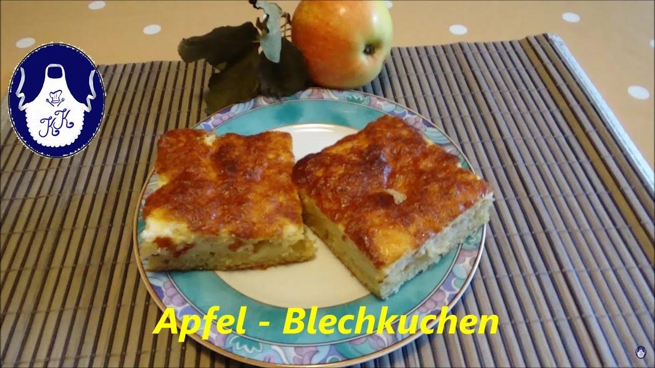 Kalinkas kuche apfelkuchen for Kuchen aktuell finanzierung