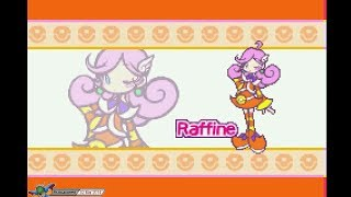 Puyo Pop Fever (2004, GBA) - 2 of 3: Raffina/HaraHara [720p]