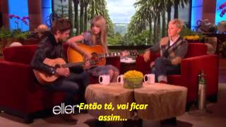 Taylor Swift and Zac Efron Sing a Duet! (Legendado)