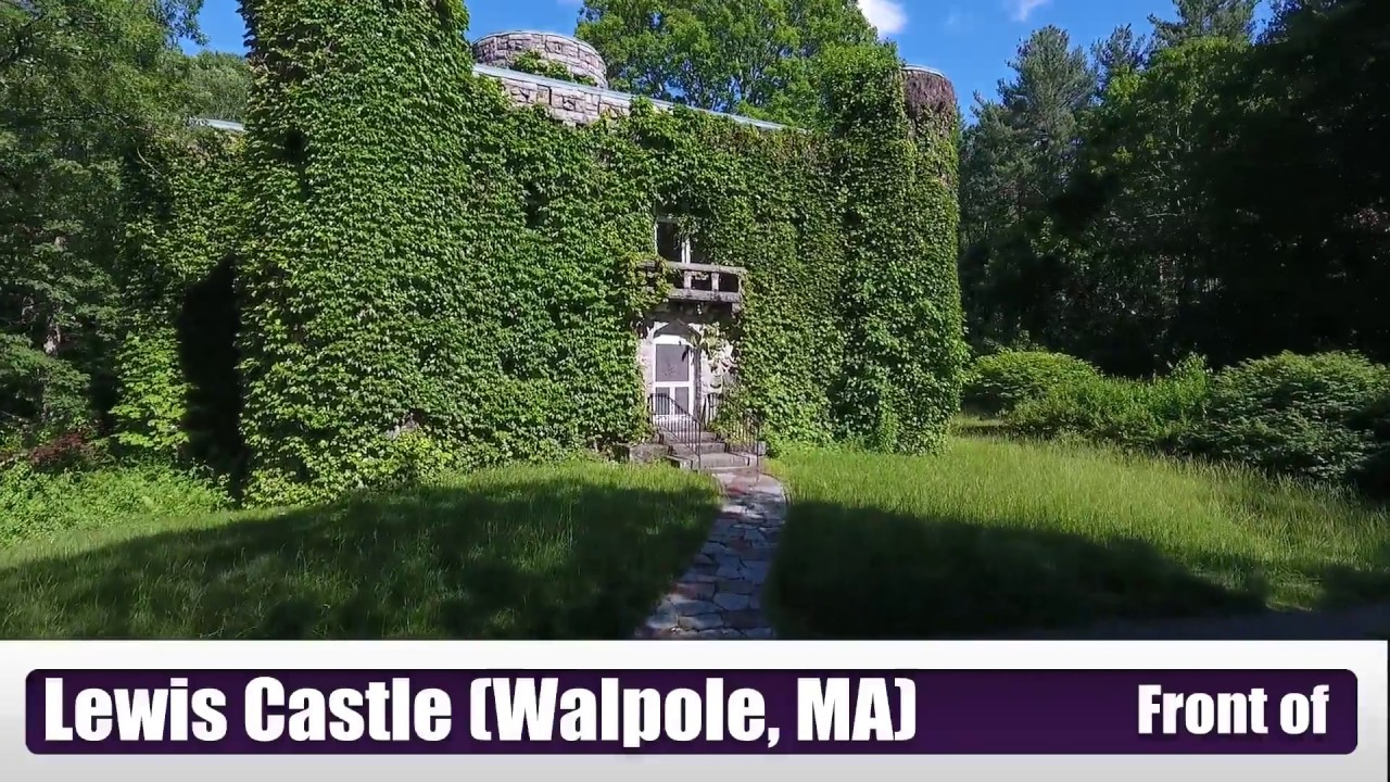 Lewis castle in walpole ma youtube lewis castle in walpole ma publicscrutiny Image collections