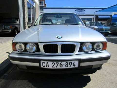1995 bmw 5 series 530i auto auto for sale on auto trader south africa youtube. Black Bedroom Furniture Sets. Home Design Ideas